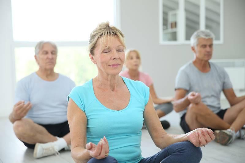 méditation sérénité instant présent